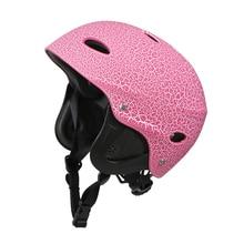 Vihir Adjustable  Adult Kids Water Sport Helmet Kayak Rafting Skateboard Water Sailing Wading surffing Sporting Drifting helmet цена 2017