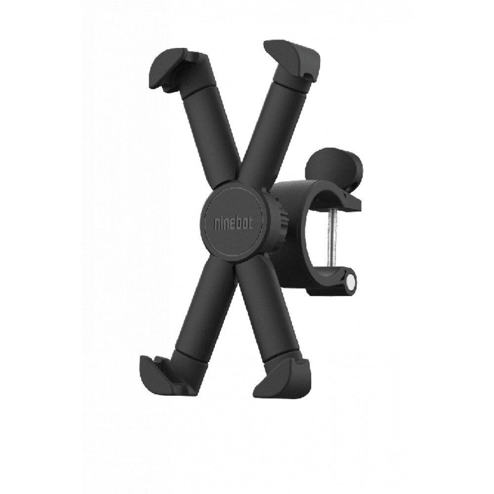 Piezas y accesorios de Scooter Ninebot de Segway, accesorio de soporte para teléfono, scooters eléctricos