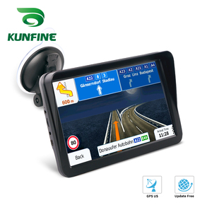 9 inch Touch Screen Car GPS Na