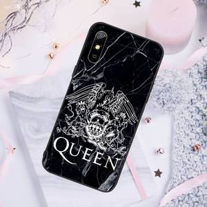 Image 4 - Custodia per telefono Queen band per Xiaomi Mi Redmi Note 7 8 9 pro 8T 9T 9S 9A 10 Lite pro