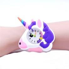 Baby Girl Watch Beautiful Unicorn Watches for Girls