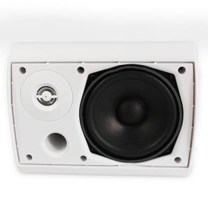 Image 5 - Herdio 5.25 Inch 200 Watts Indoor Outdoor Bluetooth Patio Speakers with Powerful Bass All Weather Wall Mount System(White)