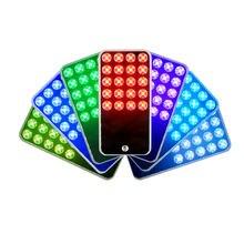 Новинка 2019 цветной косметический инструмент фотоновая терапия