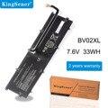 Kingsener 33WH BV02XL ноутбук Батарея для hp ENVY X2 Съемная 13 серии HSTNN-IB6Q 775624-121 775624-1C1 775624-121 TPN-I116