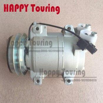 For Mitsubishi l200 ac compressor MITSUBISHI L200 Pick up D-MAX TRITON MN123626 MN123625 506211-9191 Z0009897A Z0016267A