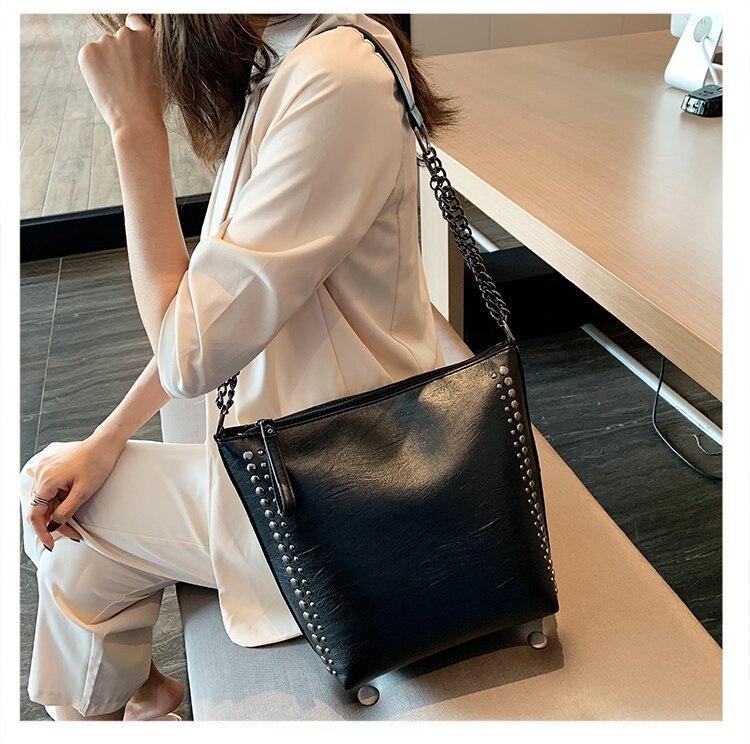 Para As Mulheres 2019 de Viagem de Compras Saco de Ombro