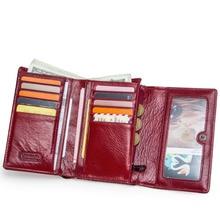 패션 짧은 여성 지갑 정품 가죽 여성 지갑 동전 지갑 주머니와 trifold 디자인 사진 카드 홀더 wm65
