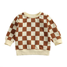 Pudcoco От 6 месяцев до 15 лет футболка для маленьких детей