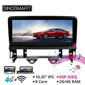 Sinosmart 10.25' Car GPS Navig