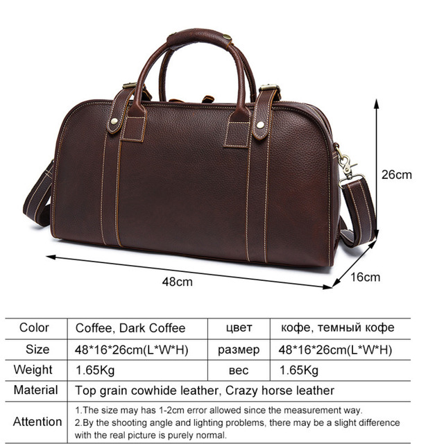 Men's Genuine Leather Travel Bags Hand Luggage Men Suitcases Traveling Bag For Leather Duffle Big Bag Crocodile Bolso De Viaje 5