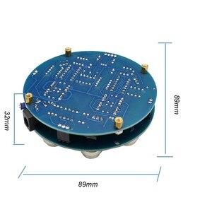 Image 5 - DIY magnetic levitation module Maglev Furnishing Articles DIY Kit Magnetic Suspension Digital Module with LED lamp weight 300g