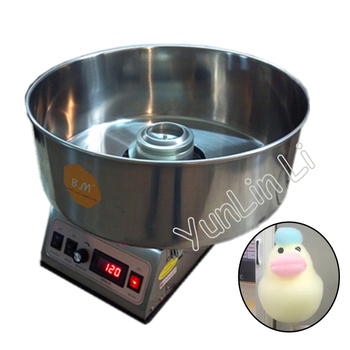 Commercial Cotton Candy Machine 110V/220V Sugar Floss Making Machine Popular Electric Candy Floss Processor Maker CC-3803H china manufacturer commercial cotton candy machine cotton candy machine sugar candy floss machine