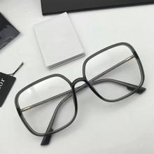 Sostellaire-Montura de gafas para mujer, monturas ópticas de miopía con funda original, a la moda, 02