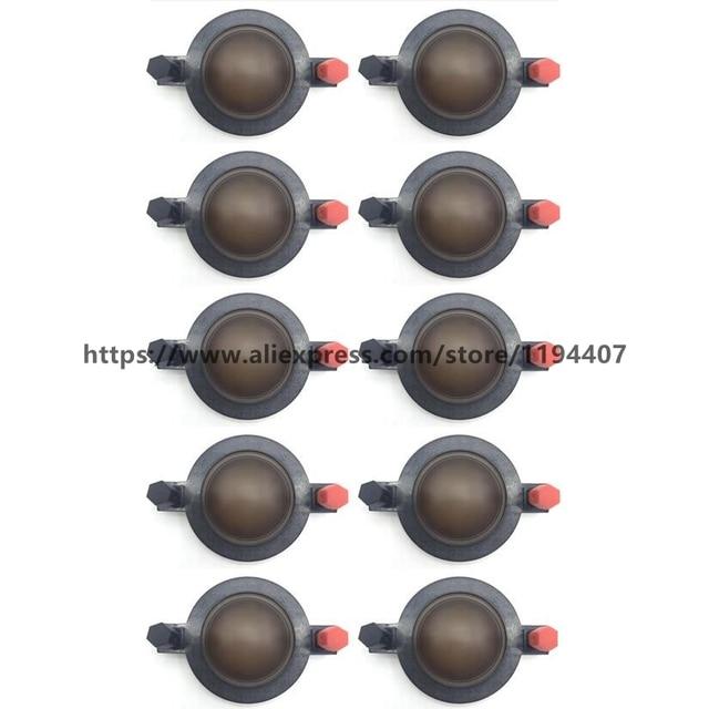 10 шт. 44,4 мм AFT диафрагма для B & C DE250 8 DE160 8 DE16 8 (80 мм рама) 8Ohm CCAR плоский провод