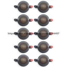 10pcs 44.4mm AFT Diaphragm for B&C DE250 8 DE160 8 DE16 8 DE25 8 (80mm Frame)8Ohm CCAR FLAT WIRE