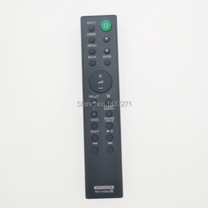 Image 1 - remote control RMT AH200U for sony HT RT4 HT RT3 HT CT390 Sound Bar Home Theater system