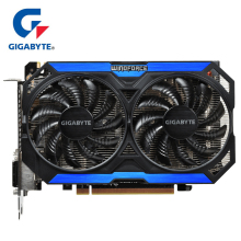 GIGABYTE graphic card GTX 960 4GB 128Bit GDDR5 gaming pc used video card