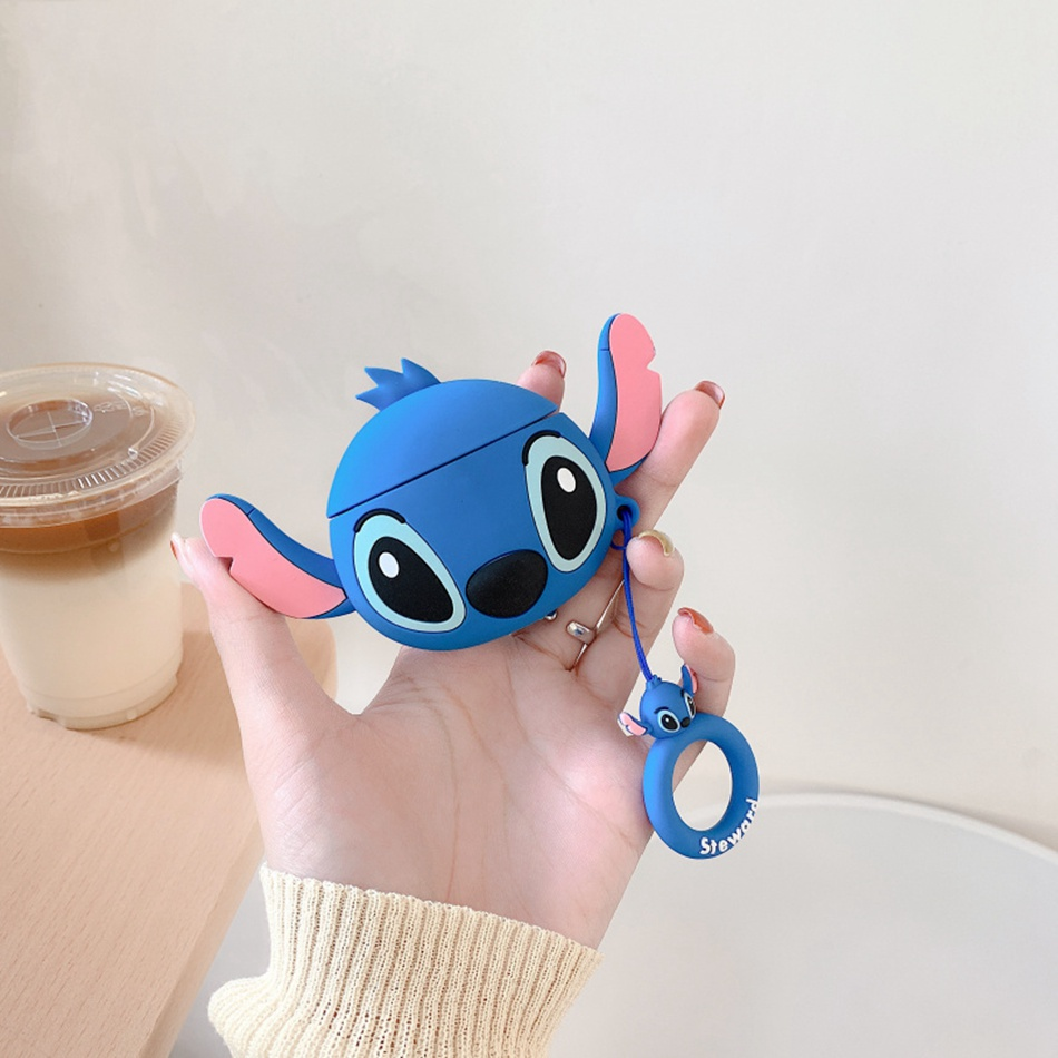 Cartoon Silicone Case for AirPods Pro 247