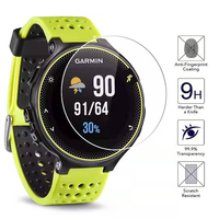 screen film Suitable For Garmin Forerunner 235/225/220 Smart Watch HD Scratch-Resistant Tempered Film Screen Protector Protective Film (1)