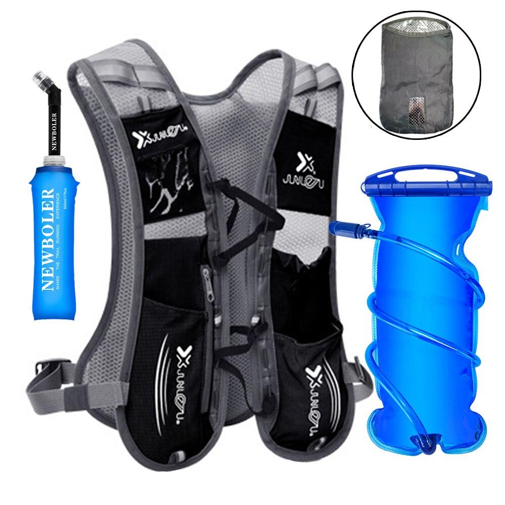 Рюкзак Trail Hydration для мужчин и женщин, дышащая Спортивная Ультралегкая Сумка для бега и марафона, для воды