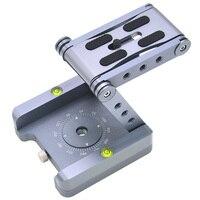 360 Degree Rotating Aluminum Foldable Z Flex Tilt Pan Ball Head Tripod Camera Stand Holder for Nikon Canon Sony Accessories