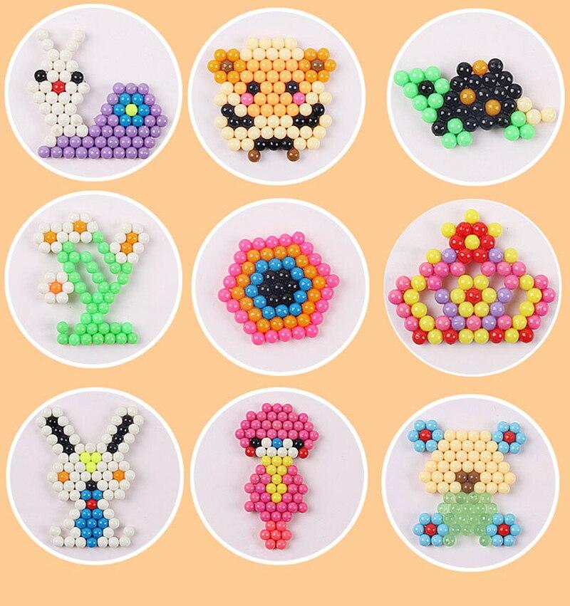 cristal 3d brinquedo artesanal para crianças
