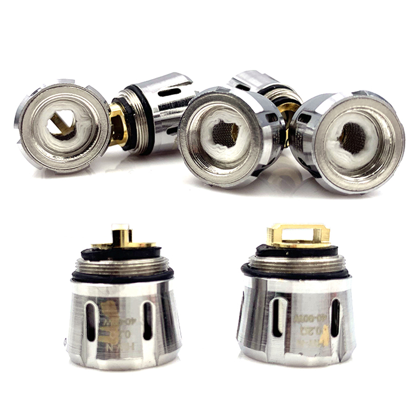 Vmiss 5pcs/Box HW N 0.2ohm HW M 0.15ohm Replacement Coil Head For Ello Duro Tank Vape IJust 3 Pro Atomizer