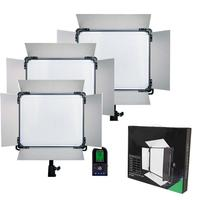 1pcs Led video light lcd screen RC Lamp E 1080II Bio color Lighting LED Studio Photography Lamp Lighting Panel DMX