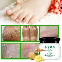 Травяной противогрибковый крем для ног, избавляющий от берибери, восстанавливающий сухую трещину, увлажняющий крем для ног, лечение грибко...
