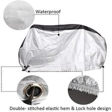 Водонепроницаемый чехол для велосипеда и горного + сумка наружного