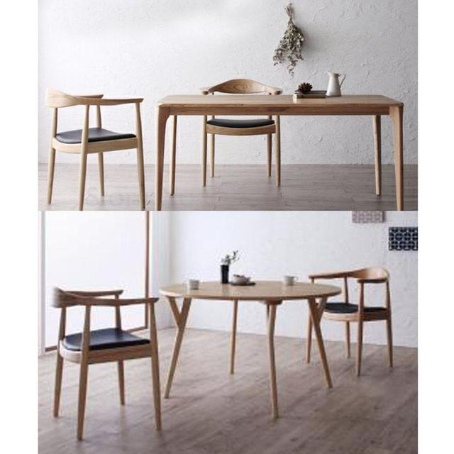 Wooden Chair w/ Backrest 2