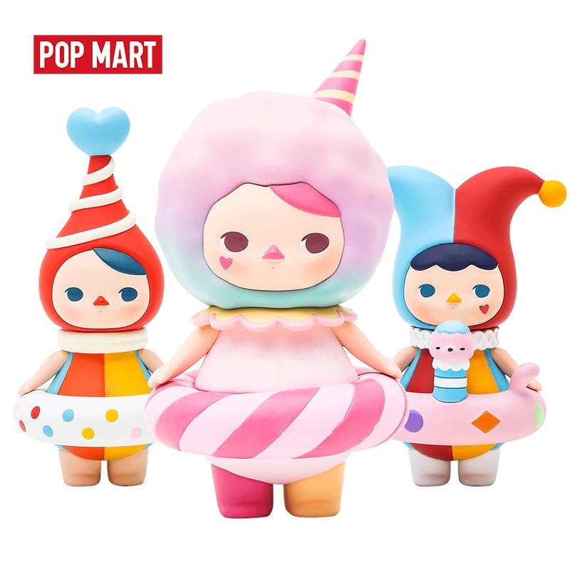 Pop mart Pucky Space Babies Mini Series Blind Box One Random pcs