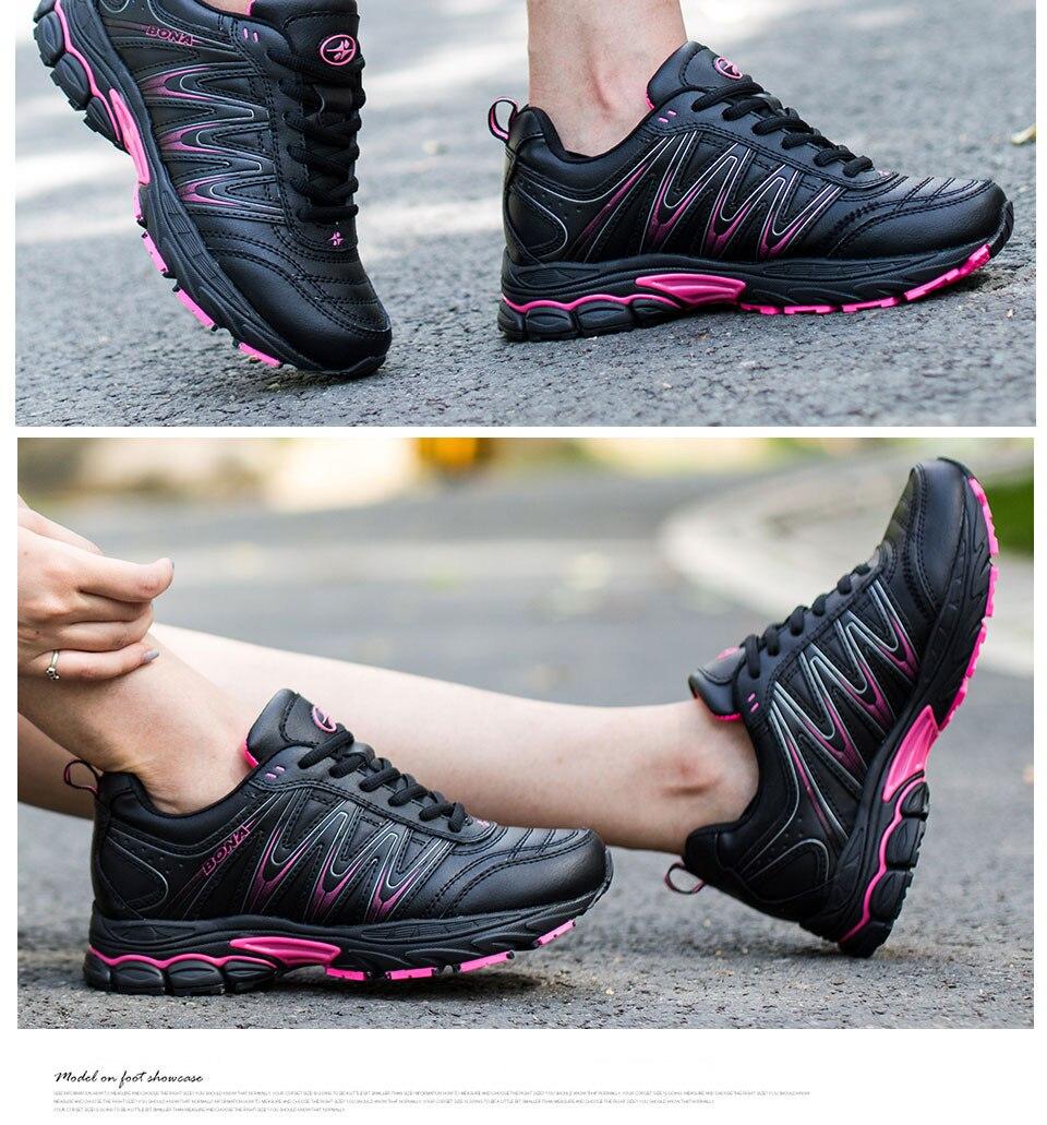 H8e9ee13d5b4b4f01859bd1113731dbda6 BONA 2019 New Designers Casual Shoes Men Style Cow Split Sneakers Male Lightweight Outdoor Fashion Footwear Man Trendy Comfy