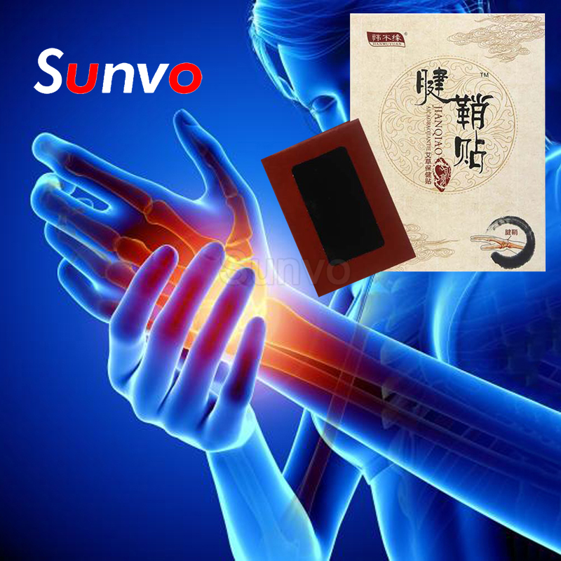 10pcs Tendon Sheath Patches For Therapy Tenosynovitis Arthritis Mother Hand Wrist Thumb Finger Pain Relief Patch Plaster Insole