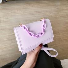 Новая женская сумка 2020 новая Корейская версия дикая на цепочке