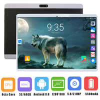 2019 Newest 10 inch Octa Core 3G 4G FDD LTE Tablet 4GB RAM 64GB ROM 1280*800 IPS Screen Android 8.0 GPS Tablet 10.1 inch