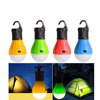 Portable Waterproof Camping Light Led Lanterne Hanging Tent Light Outdoor Lumens Emergency Bulb Fishing Lantern Lamp New image
