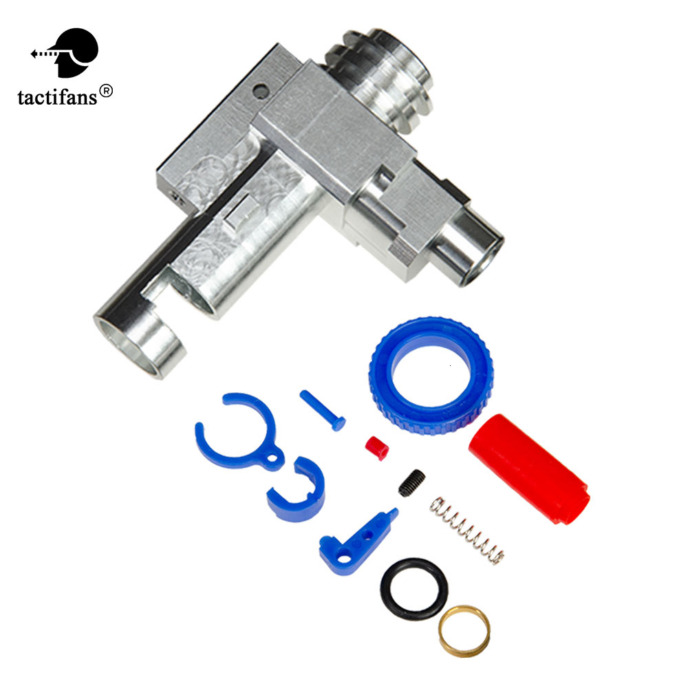 Tactifans CNC 7075 Aviation Aluminum Hop Up Chamber For M4/M16 Series Shooting Paintball Airsoft Marui,Dboys JG Etc AEG Serie