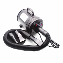 Gale Temperature regulation Pets Blower Dog Grooming Dryer Cheap Pet Hair Dryer Blower 220V/110V 2800W for home car dog dryer professional portable double motor low noise pet blower dog grooming dryer 700 3200w 220v 110v stepless wind speed