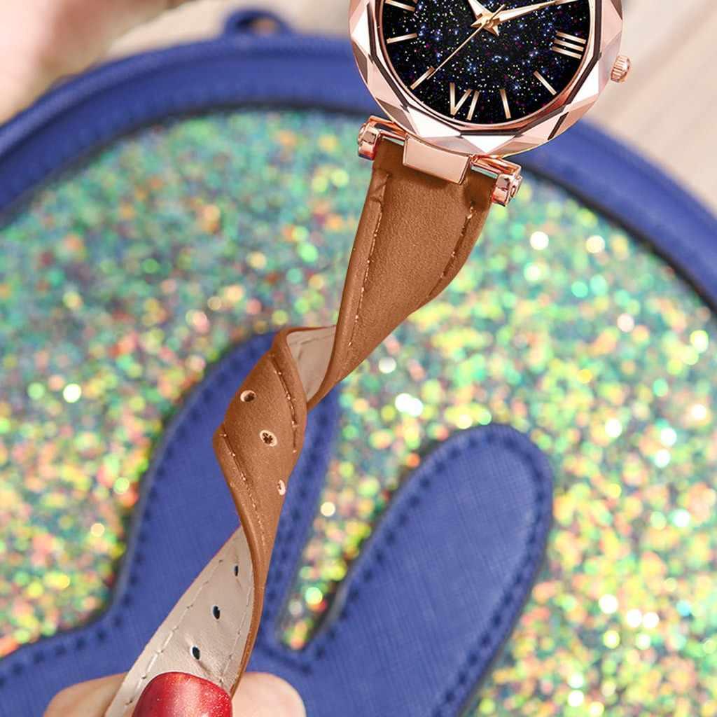 Relojes de lujo para mujer de marca DUOBLA, relojes de cuarzo para mujer, relojes de pulsera luminosos con manos geneva, relojes de moda 2020