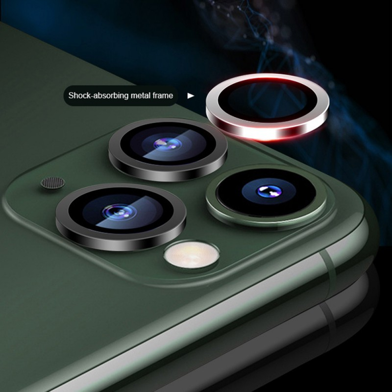 1Pack Phone Back Camera Lens Protector Tempered Glass Cover For <font><b>IPhone</b></font> <font><b>11</b></font> <font><b>11</b></font> Pro <font><b>11</b></font> Pro Max Screen Protectors image