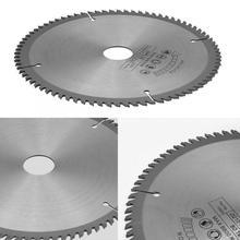 210 мм 80 зубьев диаметр 30 мм Циркулярный с 3 уплотнительными кольцами для мраморной резки электрические ручные пилы Раздвижные пилы