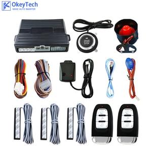 OkeyTech Car Alarm Smart Remot