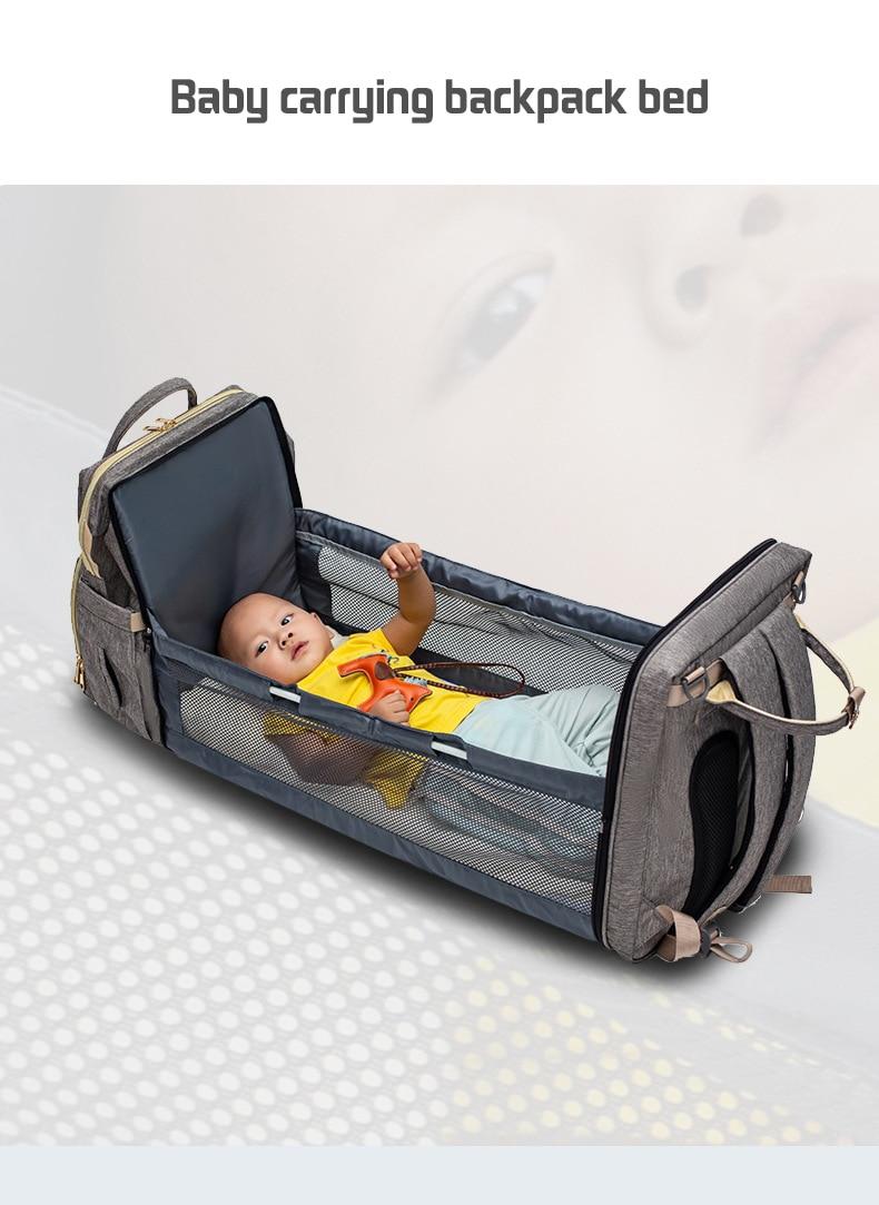 Diaper Bag Backpack (5)