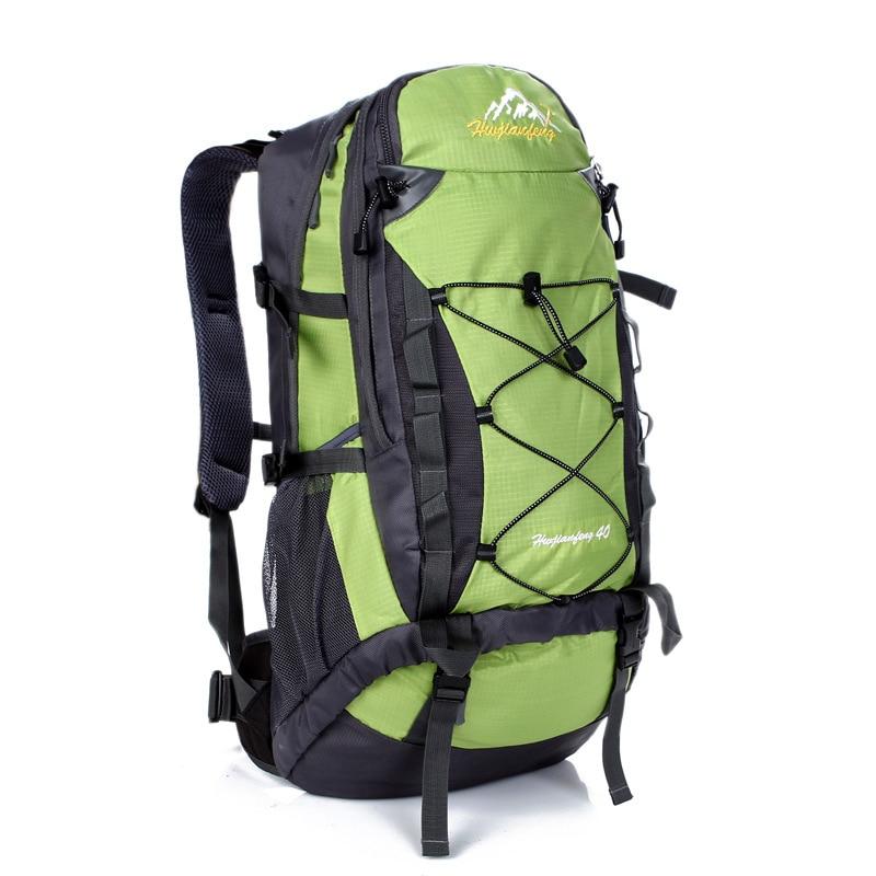 Новый 40л Водонепроницаемый рюкзак для альпинизма, походов, мужчин, спорта на открытом воздухе, альпинизма, треккинга, путешествий