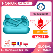 Global Version Honor Magic Earbuds Wireless Earphone TWS Buds Three Microphone N