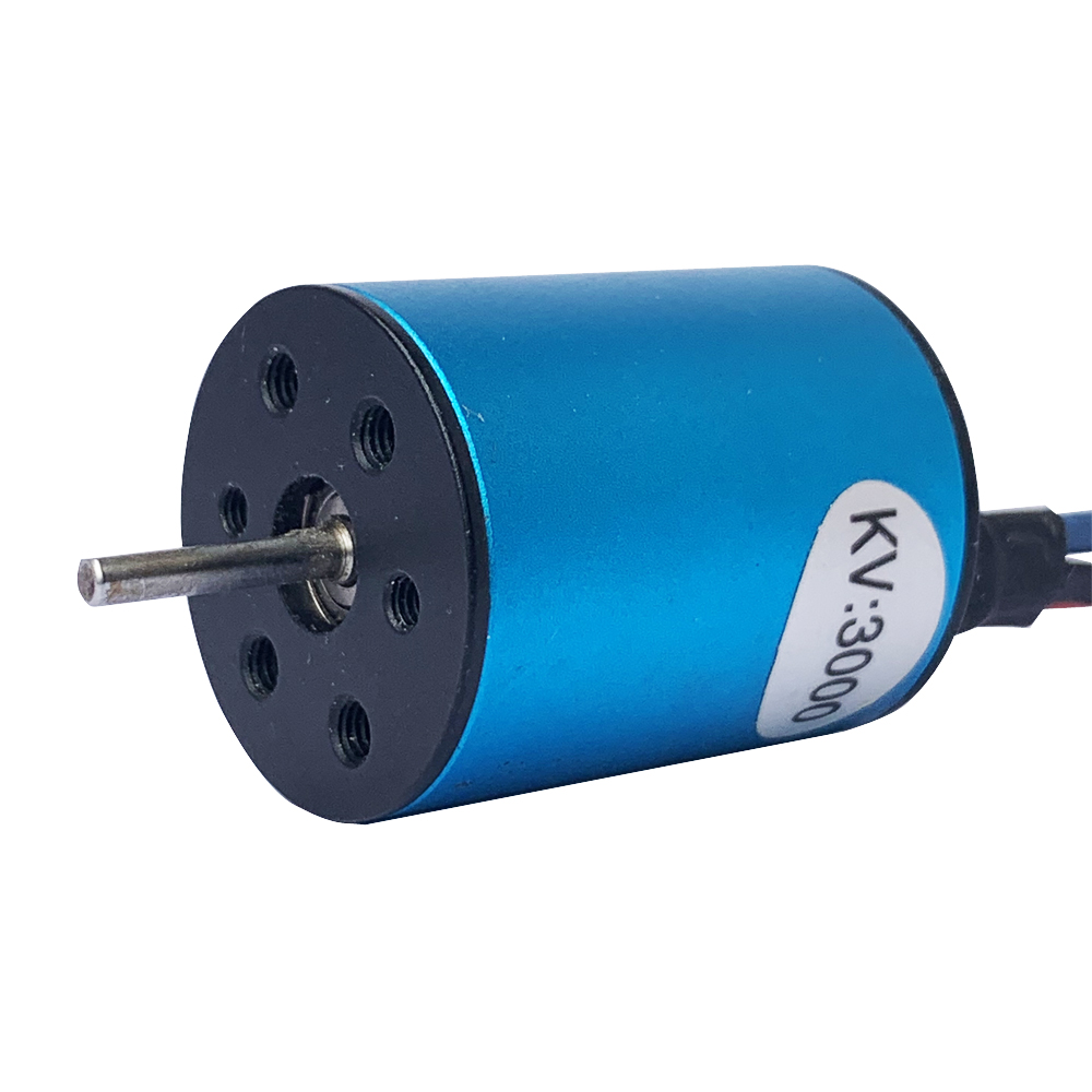2430 Swiss Waterproof Brushless Motor RC Boats Motor Adapts To 1 / 16 Marine Model Vehicle RC Car Motor