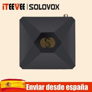 Image 1 - SOLOVOX S V6S לווין טלוויזיה מקלט קולנוע ביתי HD תמיכה M3U CCAM טלוויזיה Xtream לווין מקלט USB WIFI אפשרות ספרד