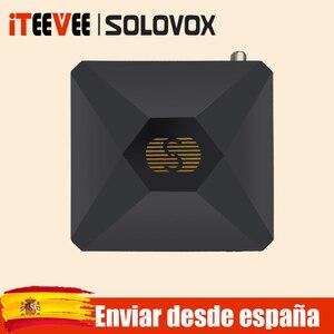 Image 1 - SOLOVOX S V6S استقبال الأقمار الصناعية المسرح المنزلي HD دعم M3U CCAM TV Xtream استقبال الأقمار الصناعية USB واي فاي الخيار من إسبانيا