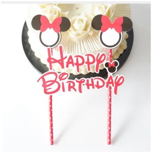 Strange Anna Elsa Aurora Princess Birthday Decoration Cupcake Cake Topper Funny Birthday Cards Online Inifodamsfinfo